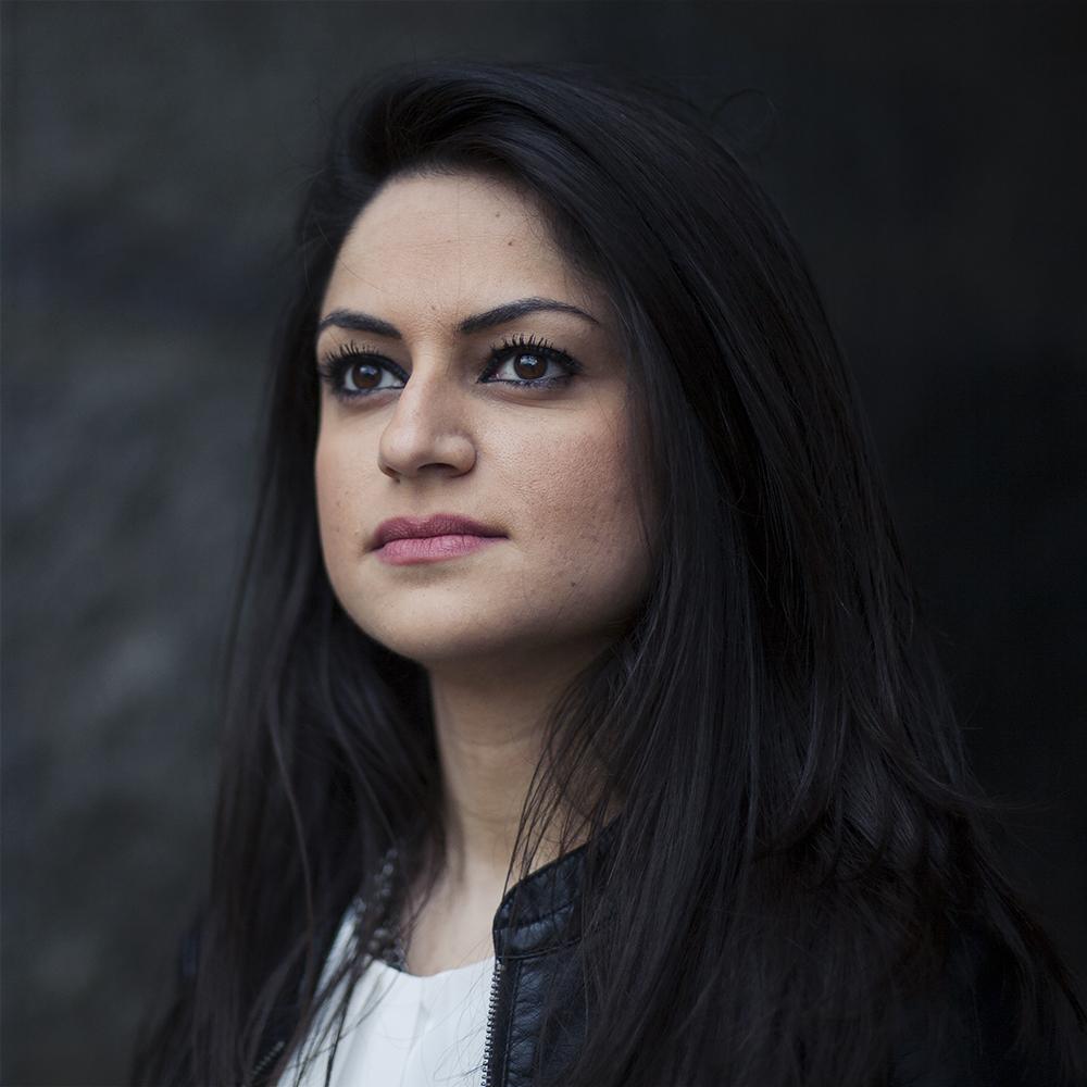 Jenny, geboren in Kamishli, Syrië